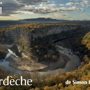 Calendrier de l'Ardèche 2021